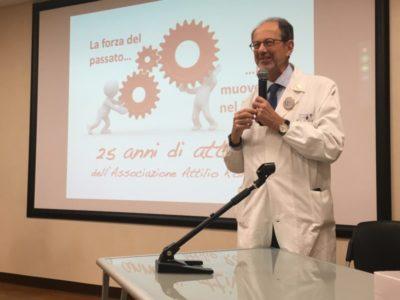 La forza del passato... per muoversi nel futuro: 25 anni di Associazione Romanini