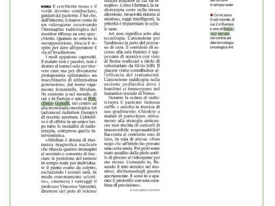 Corriere della Sera: