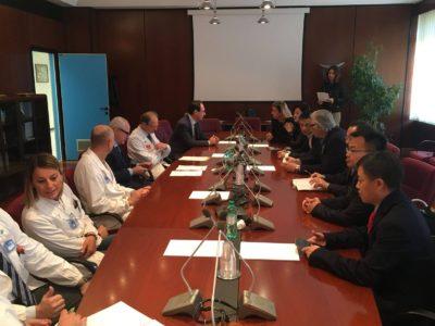 Per la personalizzazione delle cure del paziente: un nuovo accordo fra Fondazione Policlinico Universitario Agostino Gemelli IRCCS e Sichuan Cancer Hospital